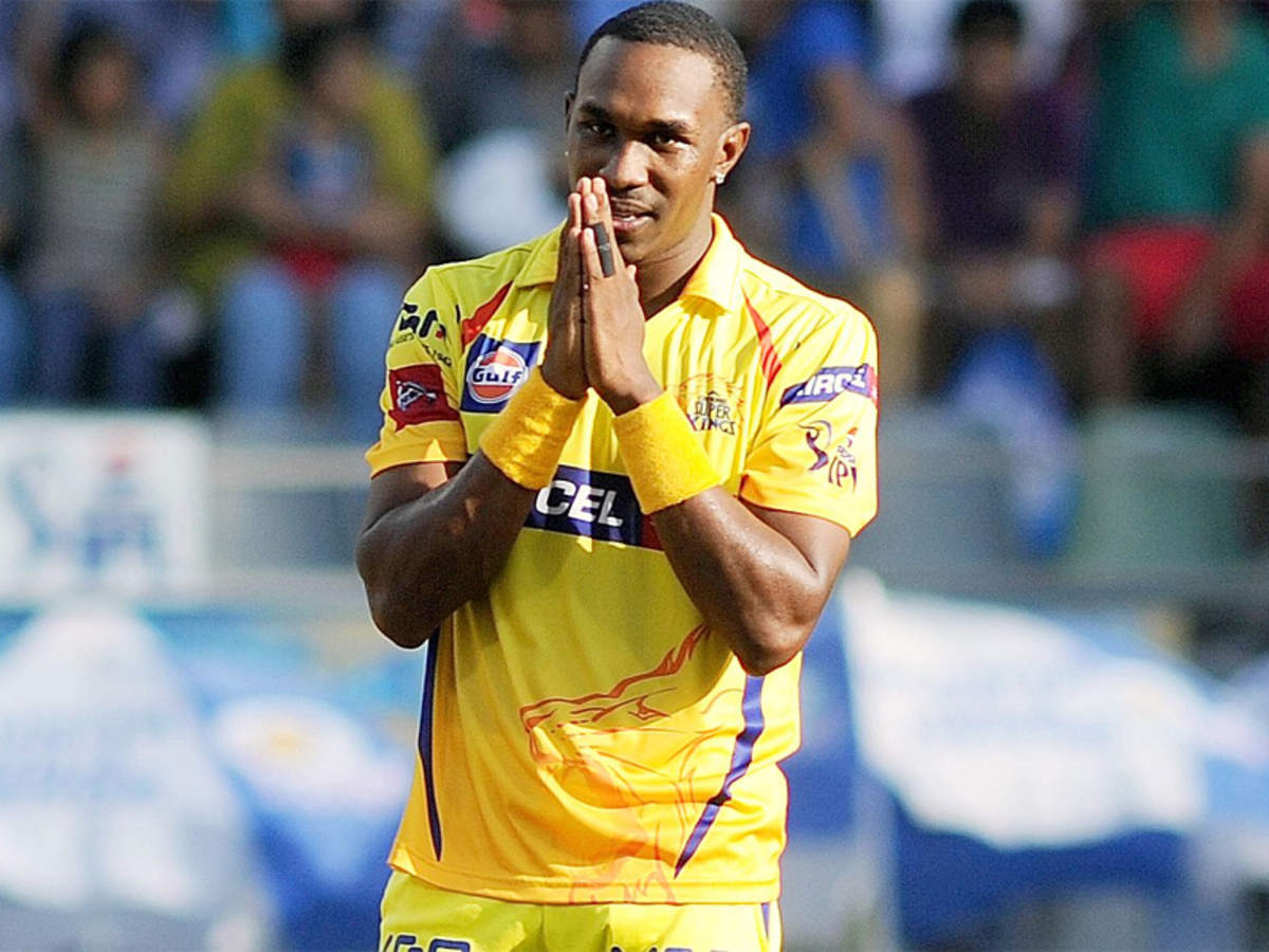 CSK is the best franchise in T20 cricket, says Dwayne Bravo   Cricket News - Times of India