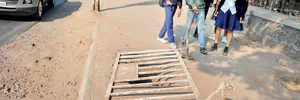 Now, open manhole found in Yerwada