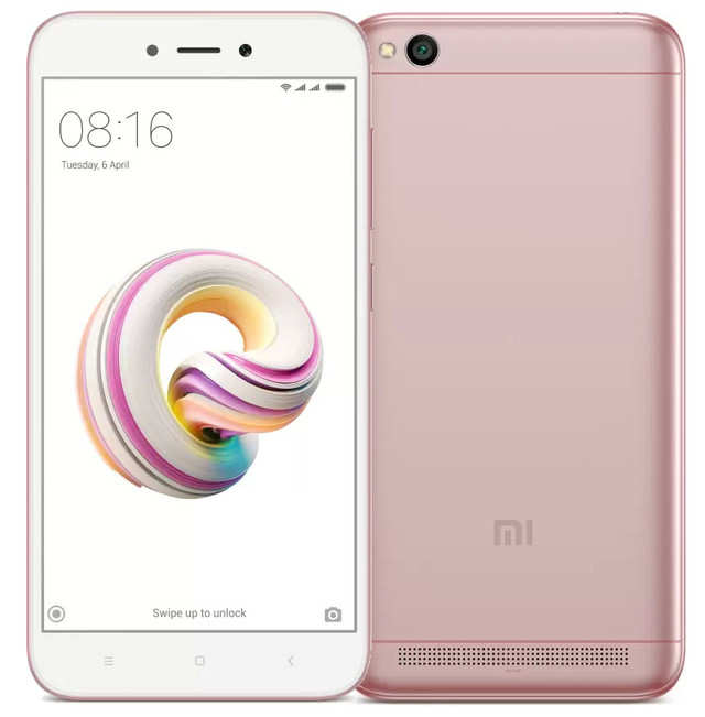 cd232246603 Xiaomi Redmi 5A to go on sale today at 12 pm on Flipkart and Mi.com  website  Offers you can get