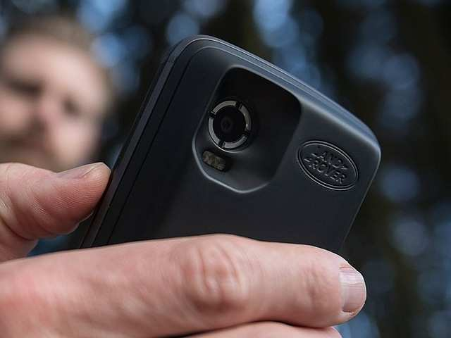'Modular' Land Rover Explore smartphone revealed ahead of MWC 2018 launch