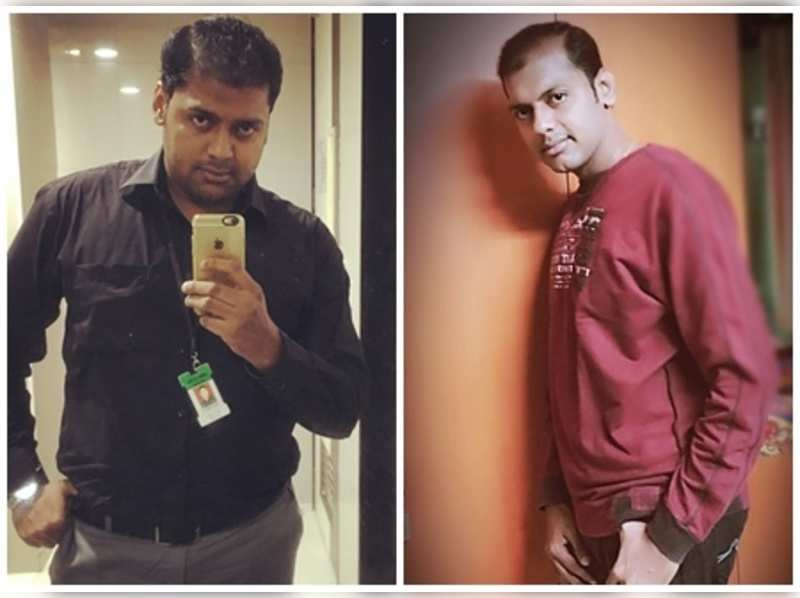 Read this inspiring weight loss journey from 108 kgs to 73 kgs