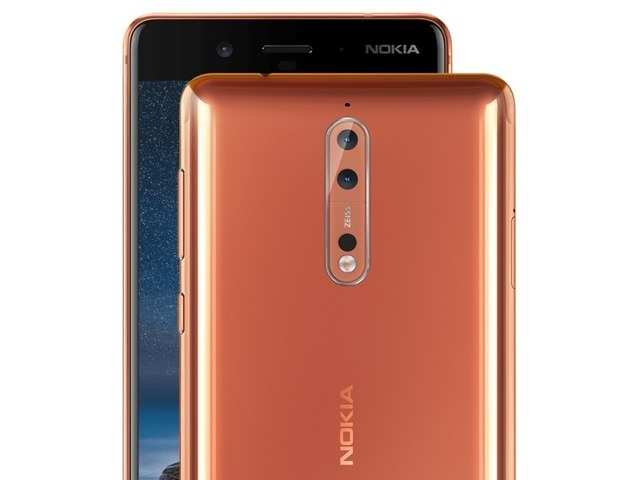 Nokia 5, Nokia 8 prices 'slashed' by up to Rs 8,000
