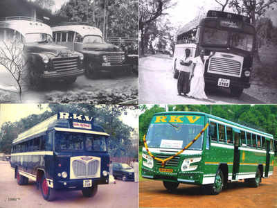 Kerala Private Bus colours: From superstars and tigers to