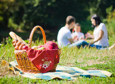 A picnic that is hard to forget!