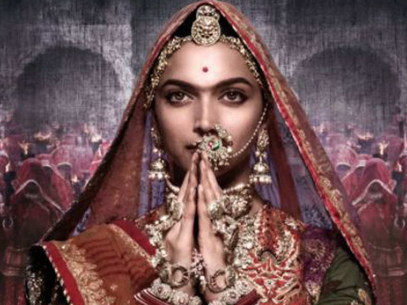 A still from the movie 'Padmaavat'