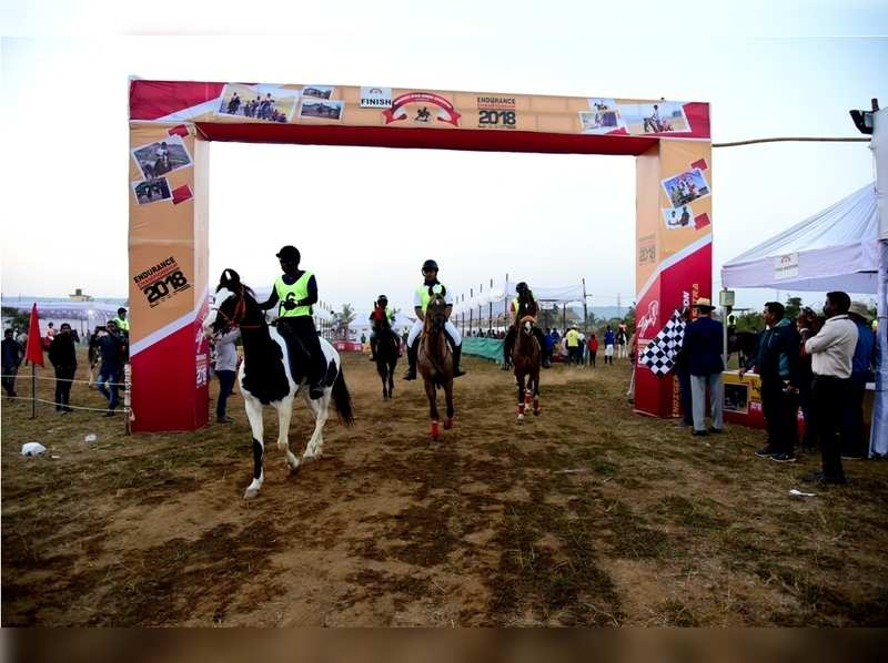 Horse Endurance Championship in Lonavala was a huge success