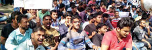Lonavala Sinhgad campus students want fee refunds