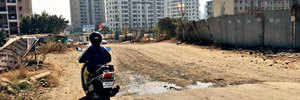 Citizens want patch-up of route in NIBM area