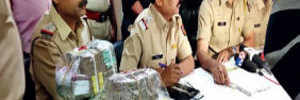 Three persons nabbed in Rs 74.50-lakh robbery case