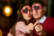 The three lucky signs this Valentine's Day