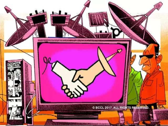 Dish TV, Videocon in final stage of DTH merger