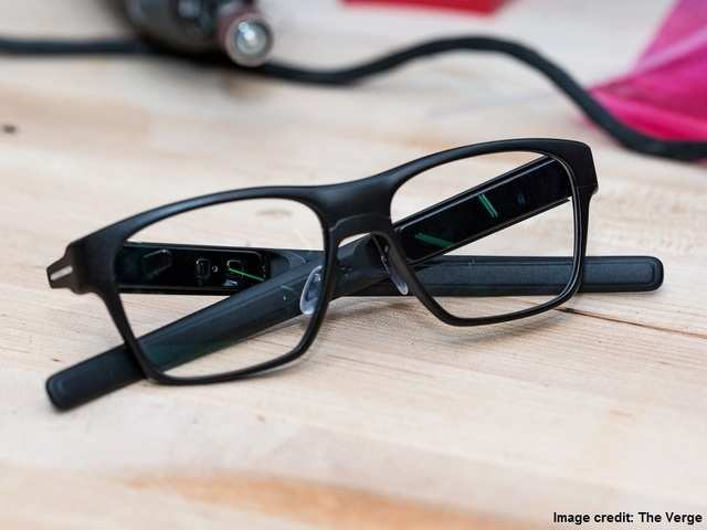 Intel follows Google and Microsoft, announces its own smart glasses - Vaunt