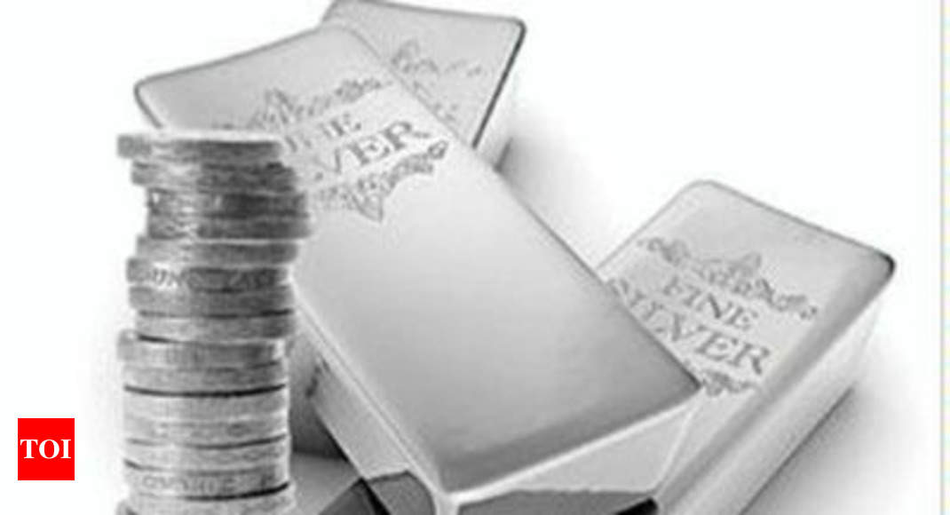 Silver Price Today Silver Futures Rise 1 09 To Rs 421 Per Kg Times Of India