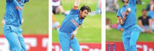 U-19 World Cup: Kamlesh Nagarkoti, Shivam Mavi and Ishan Porel were bowling fast but...