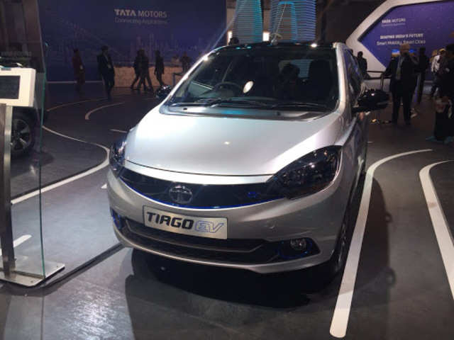 Auto Expo 2018: Electric vehicles' first day, first show