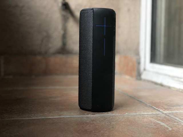 Logitech: Logitech UE MEGABOOM Bluetooth Speaker review: Please don