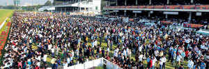 Derby crowd treated with pleasant surprises