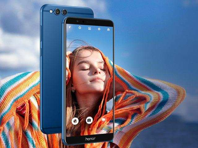 Honor 7X smartphone sale on Amazon today at 1 pm