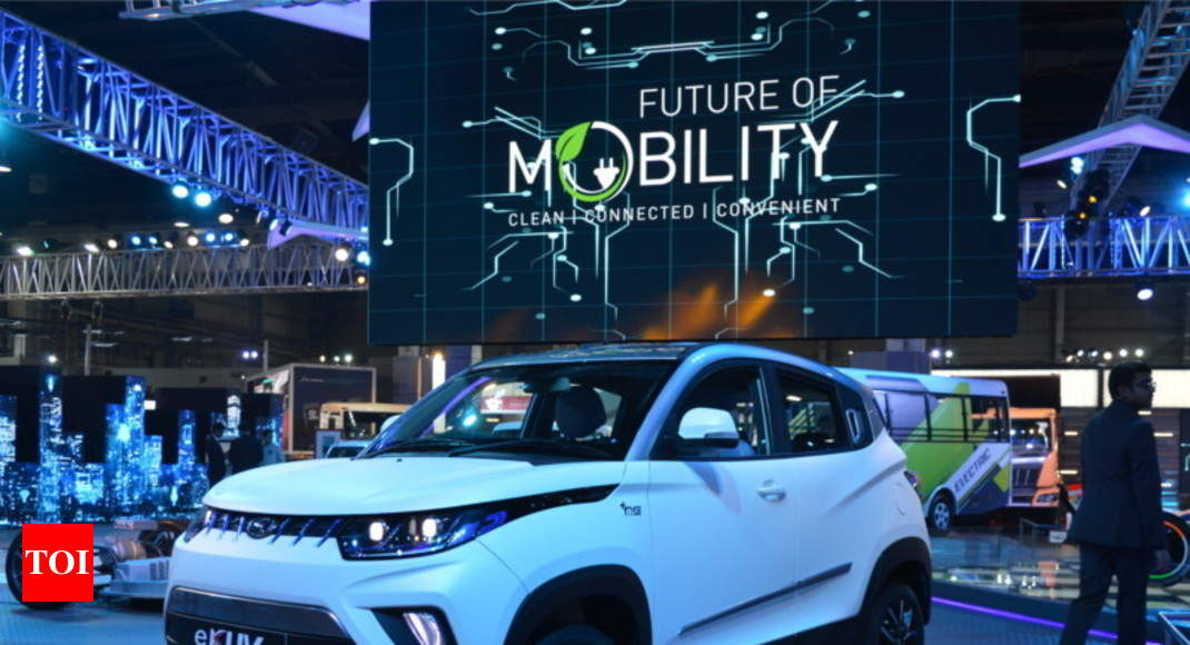 electric vehicle india delays plan to roll out 10 000 electric cars to 2019 times of india. Black Bedroom Furniture Sets. Home Design Ideas