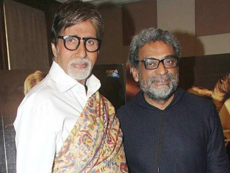 R Balki: I approach Amitabh Bachchan for a film everyday   Hindi Movie News  - Times of India