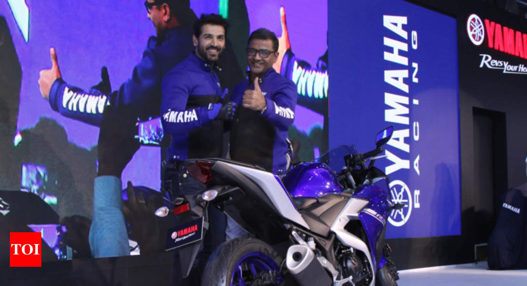 Yamaha Yzf R3 2018 Yamaha Yzf R3 With Abs Launched At Rs