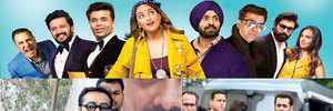 Also featuring... From Amitabh Bachchan to Jacqueline Fernandez, A-up for cameos this year