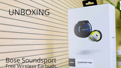 Bose launches Apple Airpod rival, SoundSport Free, at Rs 18,990