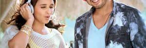 Namaste England: Parineeti Chopra and Arjun Kapoor fall in love with the film's songs