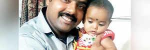 Cops find lost infant, arrest her kidnapper