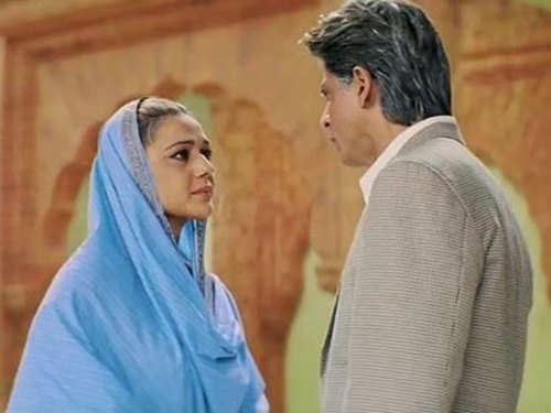 Veer Zaara Hindi Movie