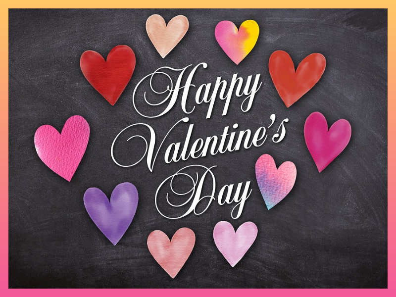 Valentine S Day 2020 Images Wishes Love Quotes Whatsapp Messages