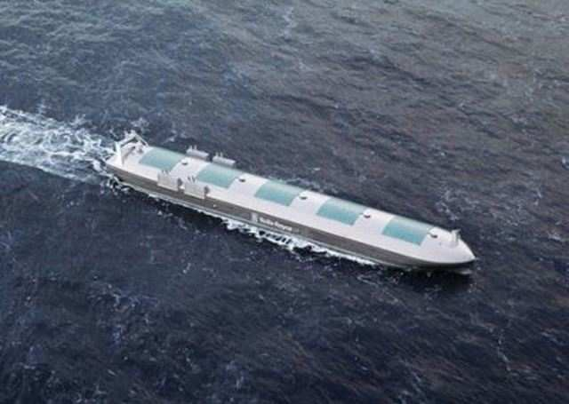 China building huge test site for unmanned ships