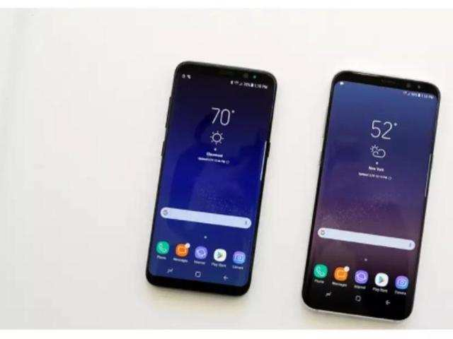 Samsung suspends Android Oreo update for Galaxy S8 and Galaxy S8+