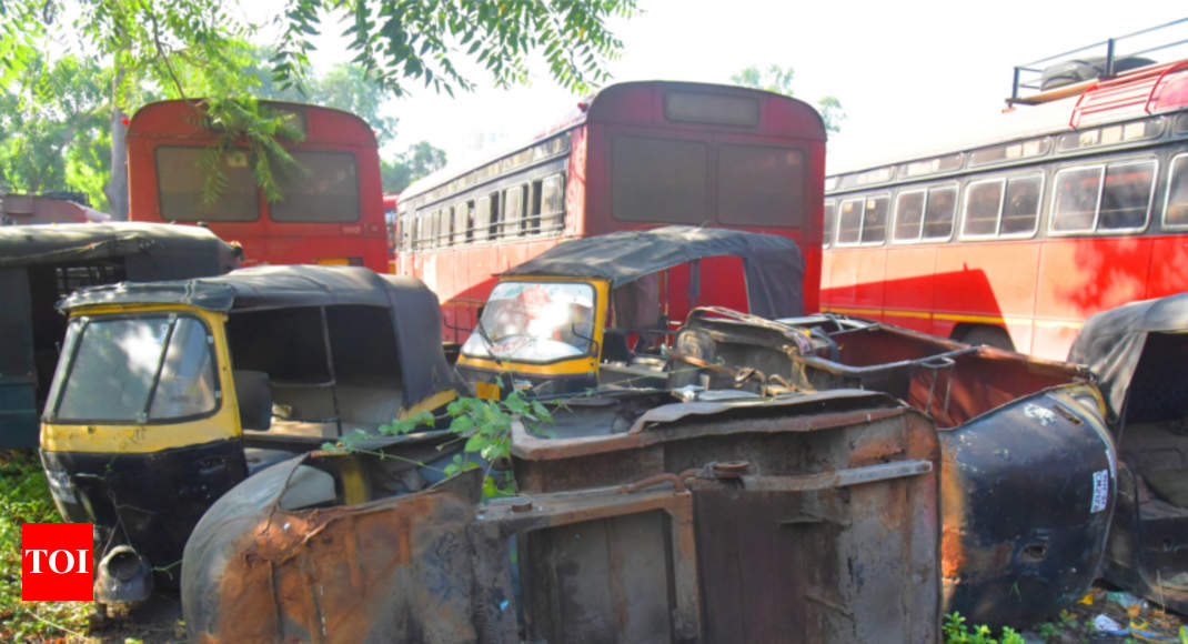 vehicle scraping policy: Policy to scrap 15 yrs old vehicles almost ...