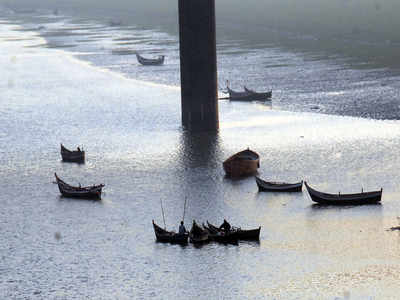 Narmada water: MP turns down Gujarat request for 800 MCM