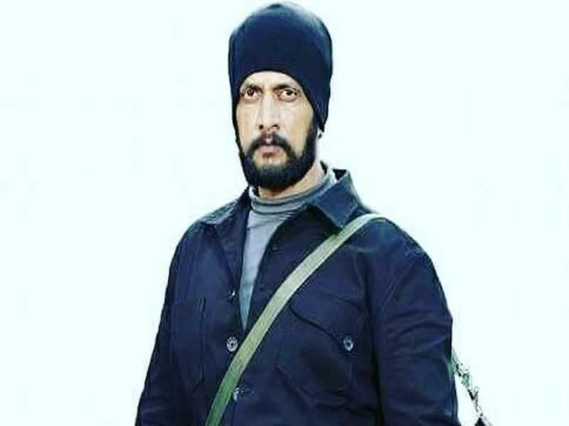 Sudeep's next movie is not all about his six packs
