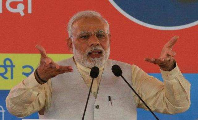 "PM Narendra Modi launches ""Futureskills' platform for IT professionals"