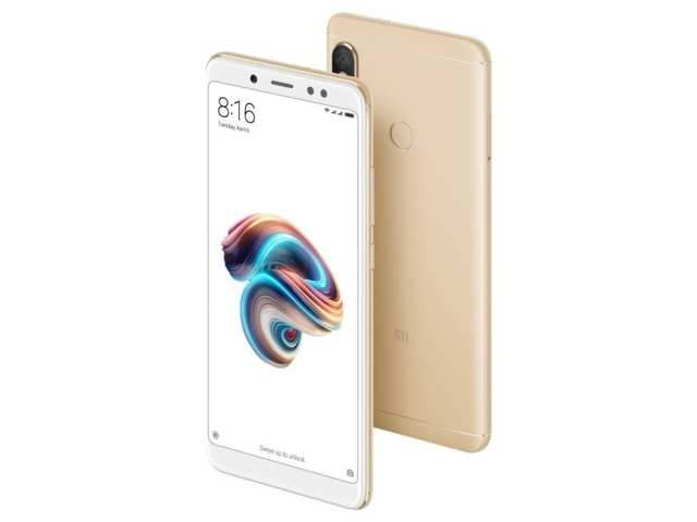 Redmi Note 5, Redmi Note 5 Pro smartphones to go on sale at 12 pm on Flipkart today
