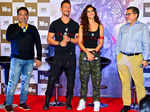 Ahmed Khan, Tiger Shroff and Disha Patani