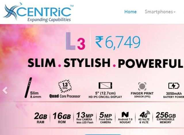 CENTRiC Mobiles to invest Rs 648 crore in Uttar Pradesh