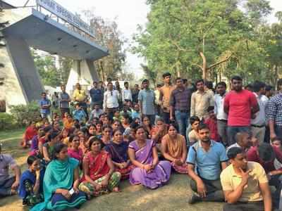Over 800 employees of NiMo's SEZ unit jobless, not paid