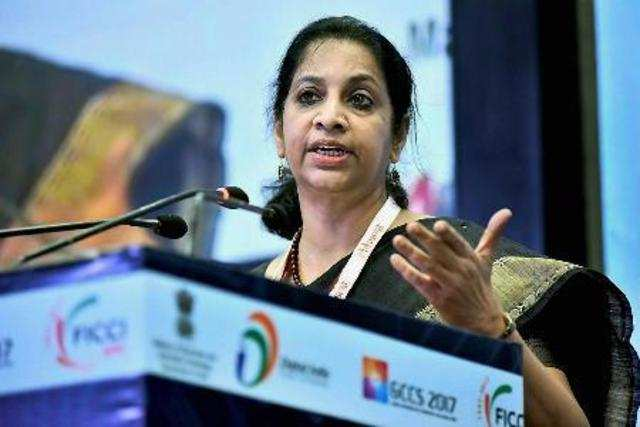 """Aruna Sundararajan: """"India has significant capabilities; we can help handhold other countries with similar challenges."""""""