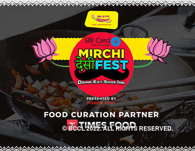 Are you attending the Radio Mirchi's Desi Food Fest this weekend?