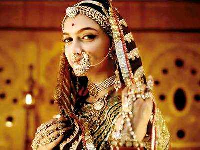 781735674ebf7 padmaavat: Deepika's Padmaavat jewellery a hit with Bareilly brides ...