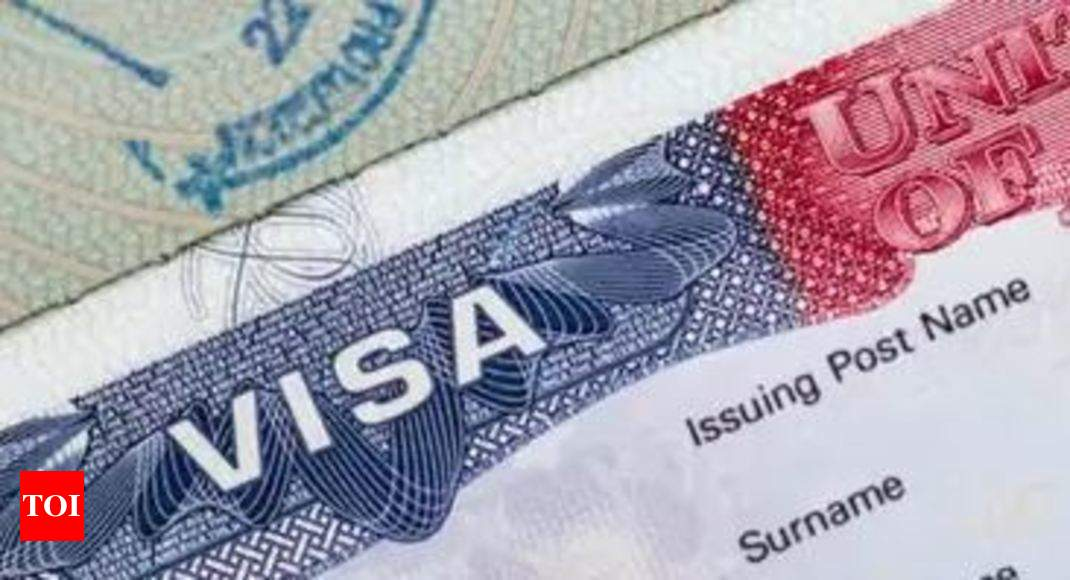h1b visa us tightens h 1b visa rules indians to be hit india news times of india