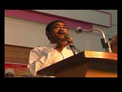 Vikram Saini: I told my wife to keep producing children: UP