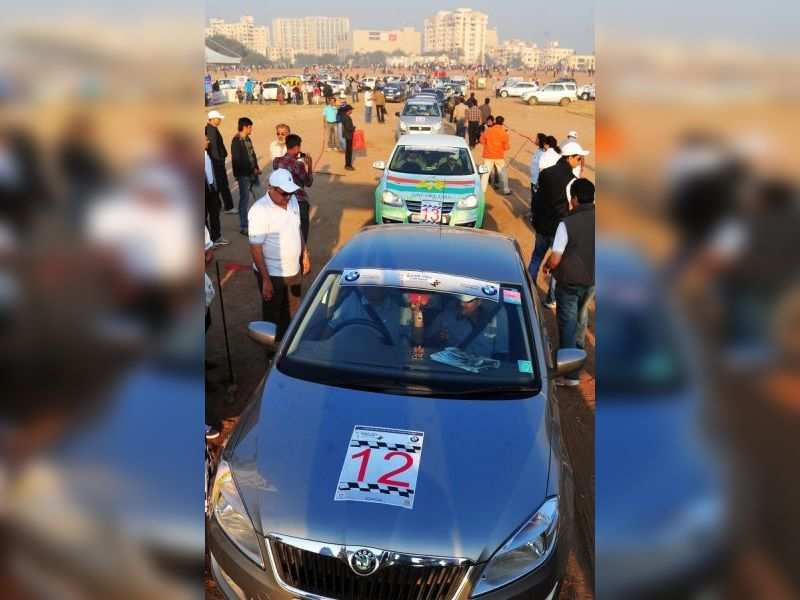 City to have Blind Man Car Rally' at BPA on Sunday, Feb 25