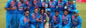 India vs South Africa 5th T20I match: India women beat South Africa women by 54 runs, clinch T20I series 3-1