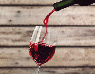 Red wine is good for your teeth too, here's how!