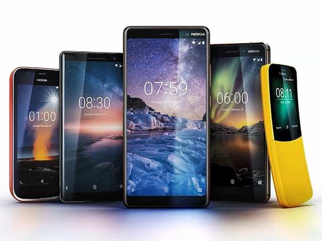 Nokia 8 Sirocco, 8110 4G and others launched: Specifications, price and availability